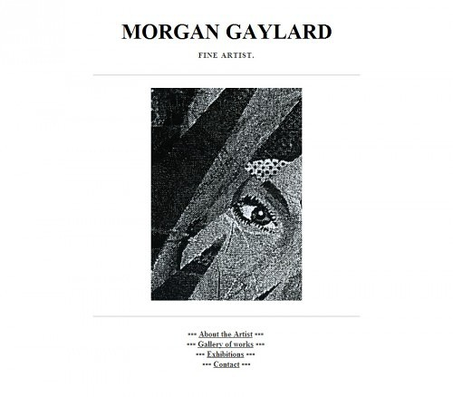MorganGaylard.co.uk Website