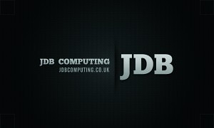 JDB Computing Business Cards - Front